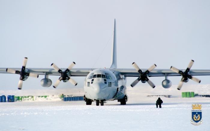 Chile C-130 [FADC]