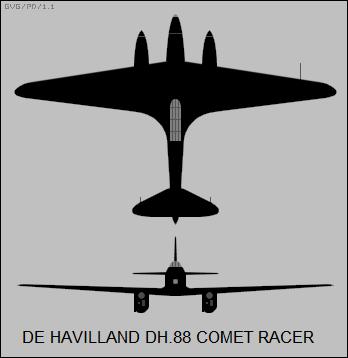 DH.88 Comet