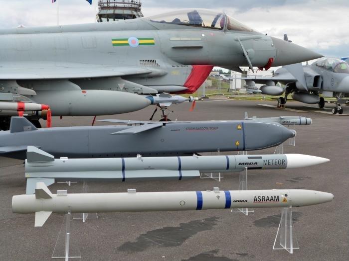 RAF Typhoon - Centurion