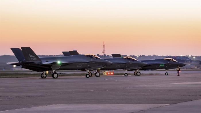 F-35A [Lockheed Martin/Angel DelCueto]