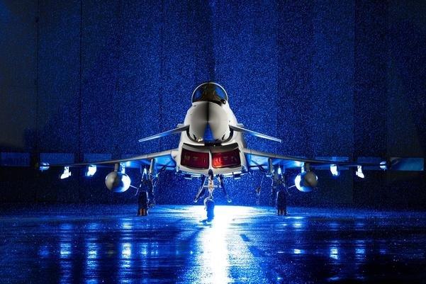 RAF Typhoon [BAe Systems]