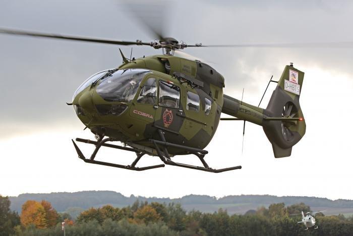Ecuadorian H145 [Airbus Helicopters]