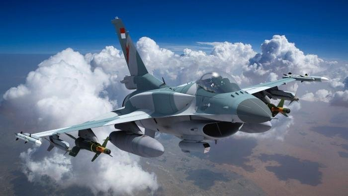 Indonesian F-16V [Lockheed Martin]