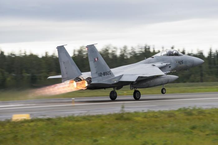 JASDF F-15J Eagle [USAF Image]