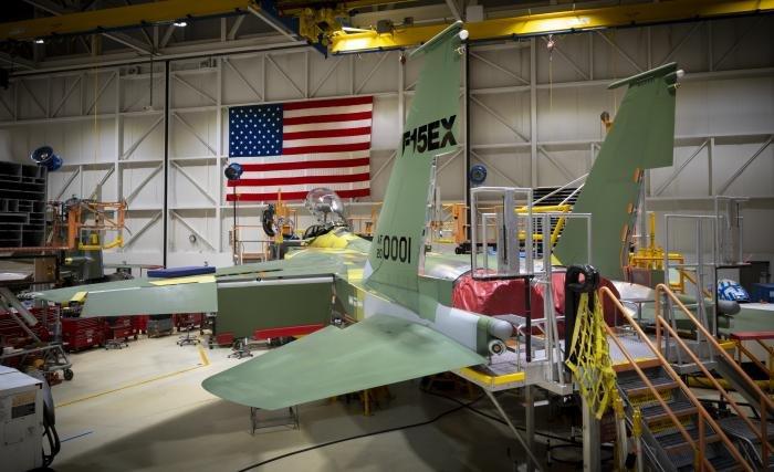 F-15EX [USAF]