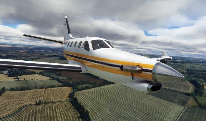 Microsoft Flight Simulator Update IV