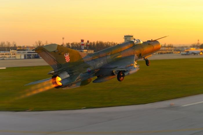 MiG-21 [Croatian Ministry of Defence]
