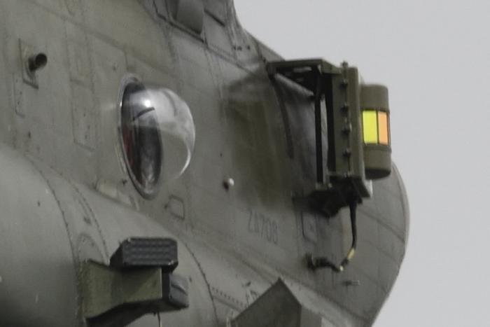 Boeing Chinook HC4
