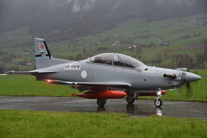 RAAF PC-21 [Stephan Widmer]
