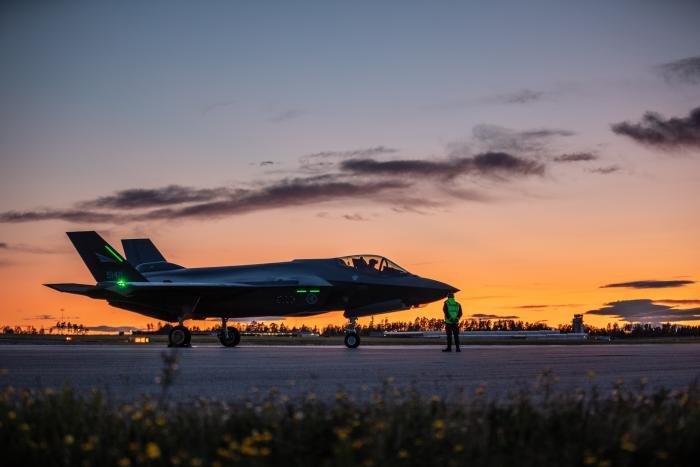RNoAF F-35A [RNoAF]
