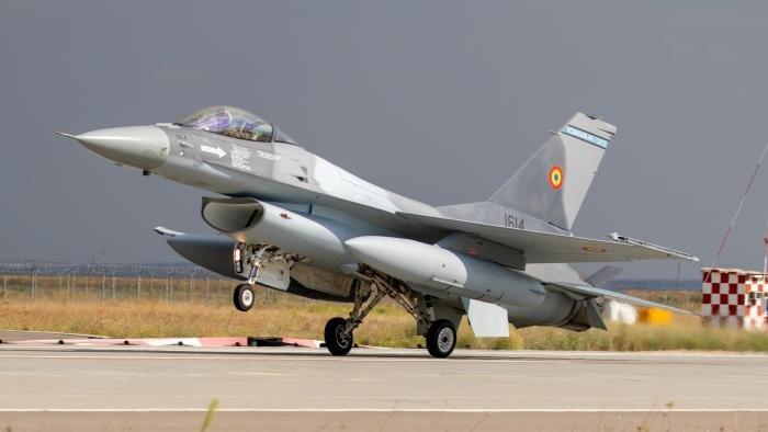 Romanian F-16AM (Block 15MLU) [Romanian Ministry of National Defense/Adrian Sultănoiu]