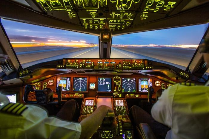SITA cockpit flight ops