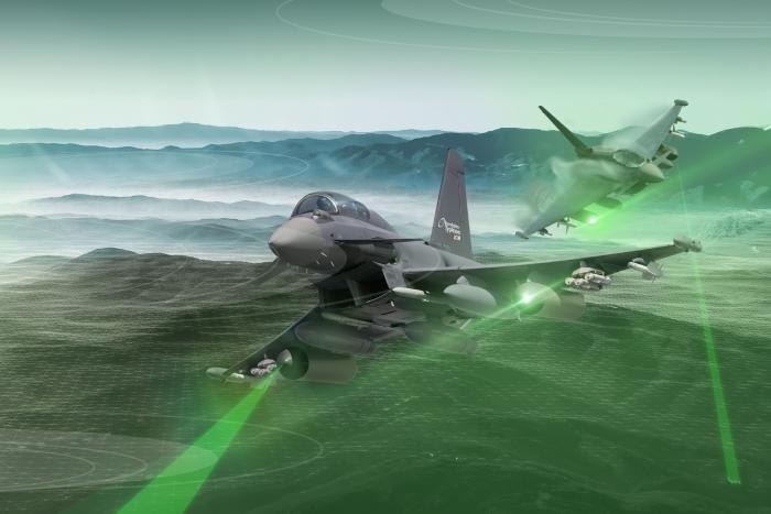 Eurofighter ECR