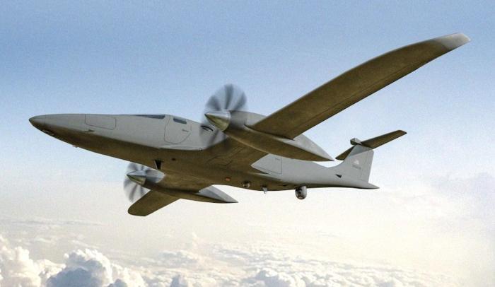 eFlyer 800 multi-mission aircraft [L3Harris Technologies]