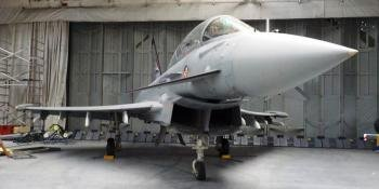Eurofighter Typhoon DA4 ZH560