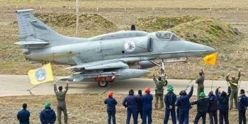 Fuerza Aérea Argentina Jet Aircraft