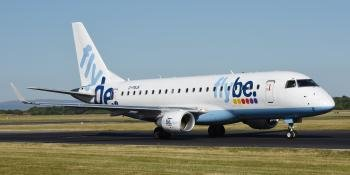 Flybe E175 Aircraft