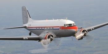 Douglas DC-3 PH-PBA
