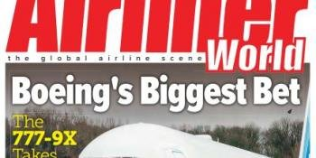 Airliner World April 2020