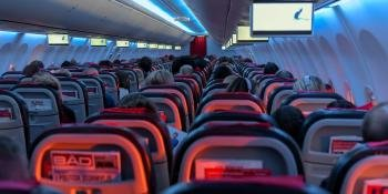 Norwegian Air Cabin