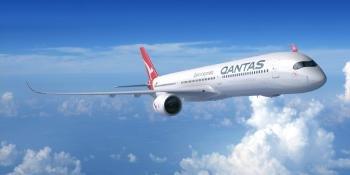 Qantas Airbus A350-1000