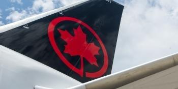 Air Canada Fleet Exit