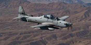 plane in afghanistan