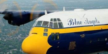 Ex-RAF C-130Js to Blue Angels and Bangladesh