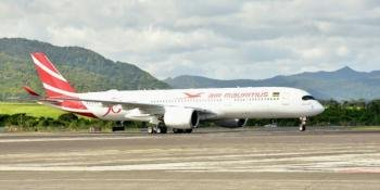 South African to Lease A350s from Air Mauritius