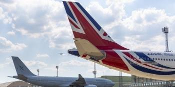 Boris Johnson A330