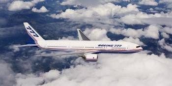 Boeing 777 First Flight