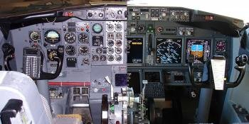 Cockpits Through the Ages
