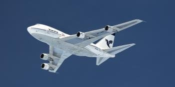 Iran Air 747SP