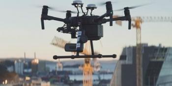 drone-image FRQ, Avinor