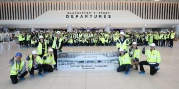 Manchester Airport's T2 Extension Handover From Laing O'Rourke March 2020 low res