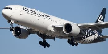 Air New Zealand 777s