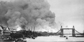 London Blitz 1940