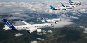 Airbus delivery milestones