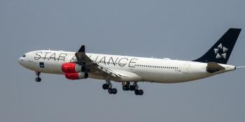 OY-KBM A340 SAS