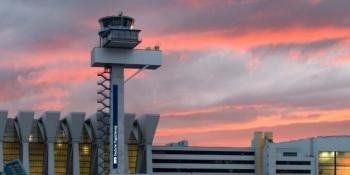 DFS-Tower Flughafen Frankfurt (Rhein/Main)