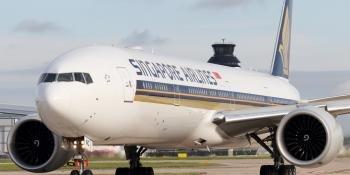 SIA Boeing 777