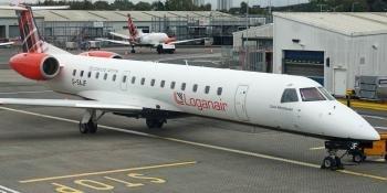 Loganair E145