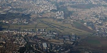 Paris Le Bourget Airport