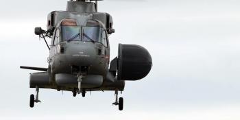 Merlin Mk 2 with Crowsnest