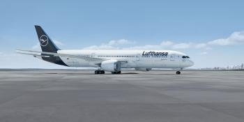 Lufthansa Boeing 787 Dreamliner