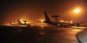NATO E-3A
