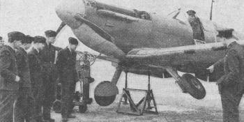 RAF Fighter Pilot Training in 1941