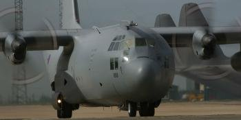 The RAF retired its last C-130K in 2013