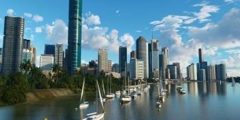 Orbx Landmarks: Brisbane City Pack