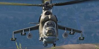 DCS: MI-24P Hind Interview